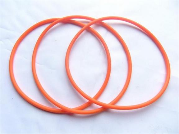 Silicon rubber sealing ring Customized